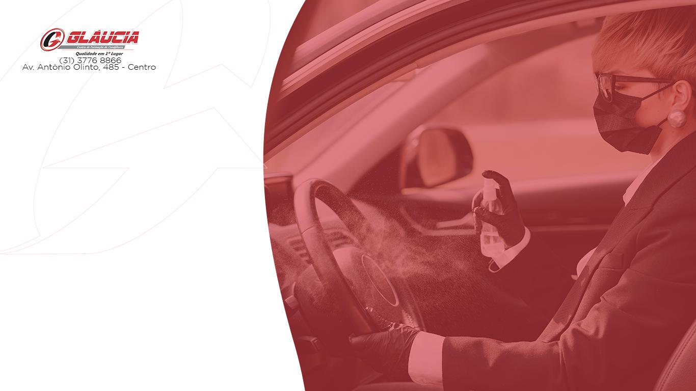 Covid – 19 I Dicas para higienizar seu carro